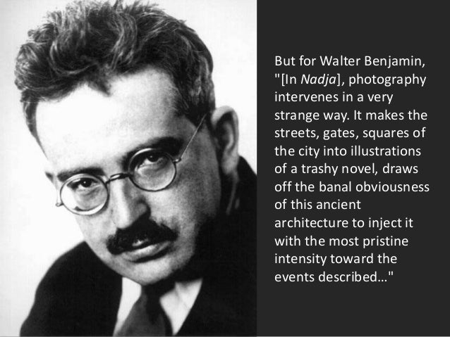 benjamin essay surrealism Benjamin peret (1899-1959) was one of the founders of surrealism (with andre   forty-odd theoretical, polemical, and poetical essays document surrealism's.
