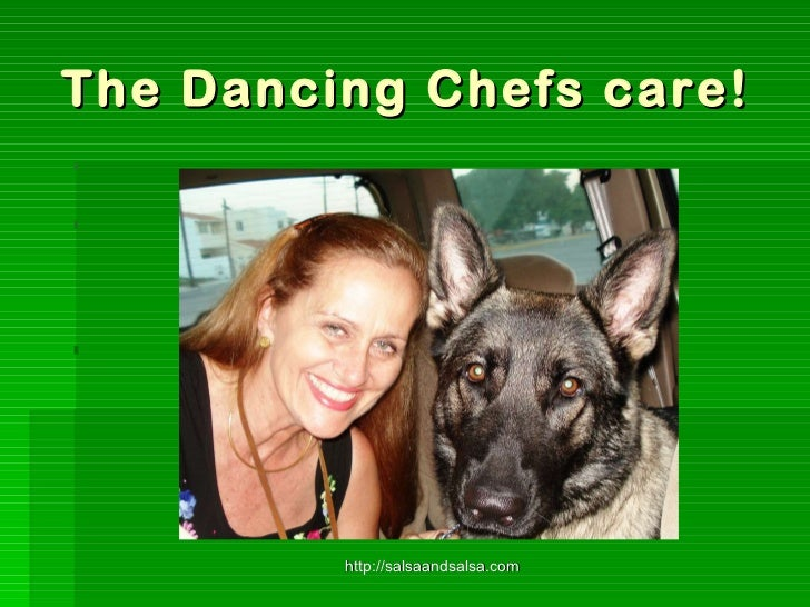 The Dancing Chefs care!