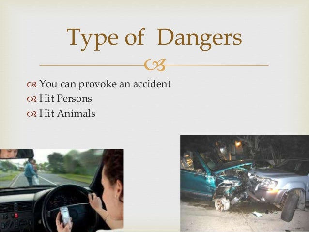 dangers of cellphone use while driving essays Essay on using a cellphone while driving: the cell phone conspiracy - free essay reviews.