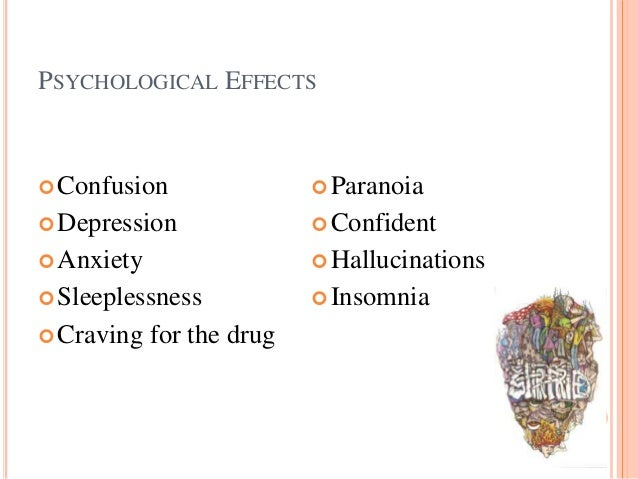 The dangerous effects of ecstasy
