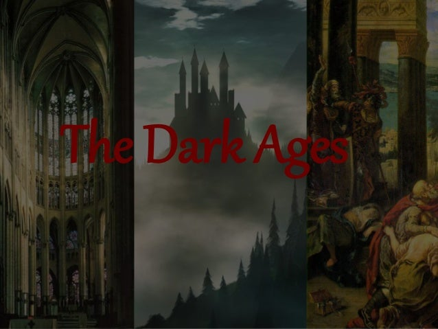 Image result for the dark ages