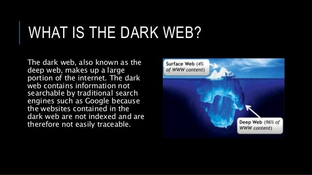 how to buy from the dark web