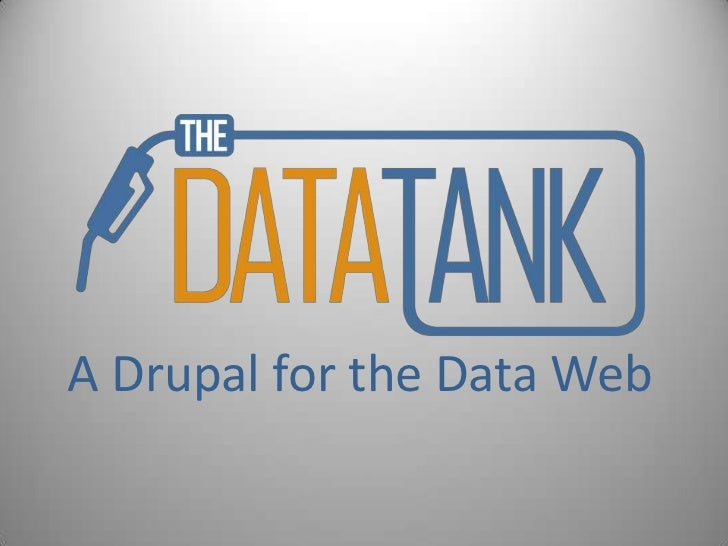 A Drupal for the Data Web
