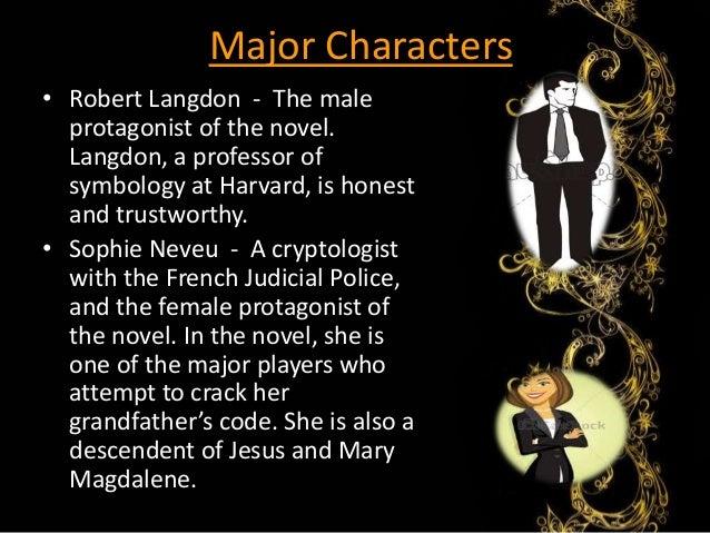 Robert Langdon Da Vinci Code