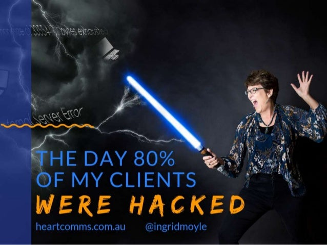 The day 80% of my WordPress clients were hacked