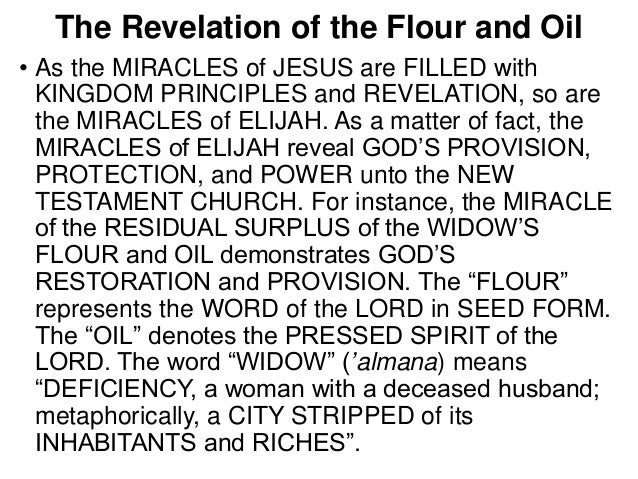 The days of elijah (part 2)