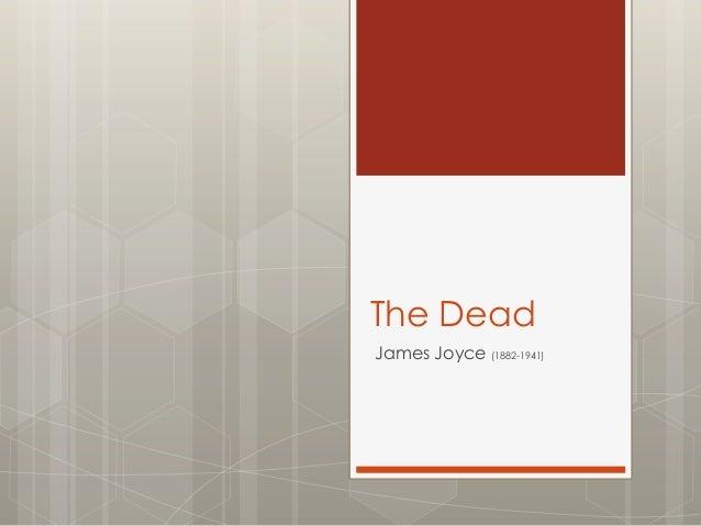 The DeadJames Joyce (1882-1941)