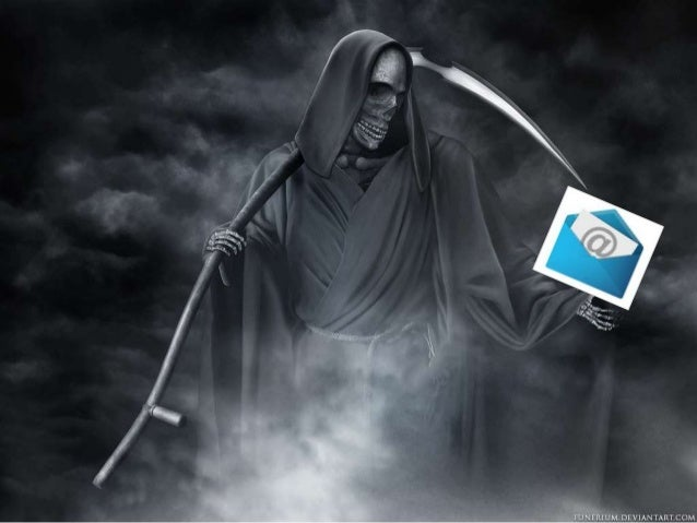 The death of email has been greatly exaggerated 12 September, ...
