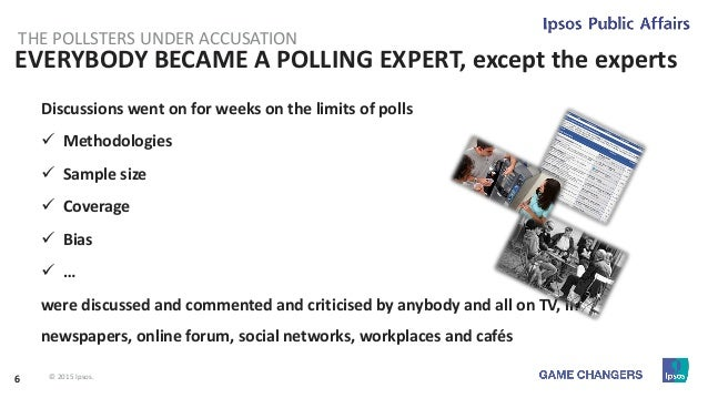 The Death of Polling? Slide 38