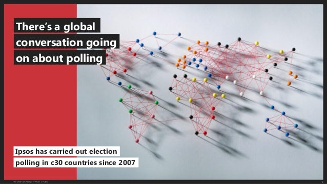 The Death of Polling? Slide 5
