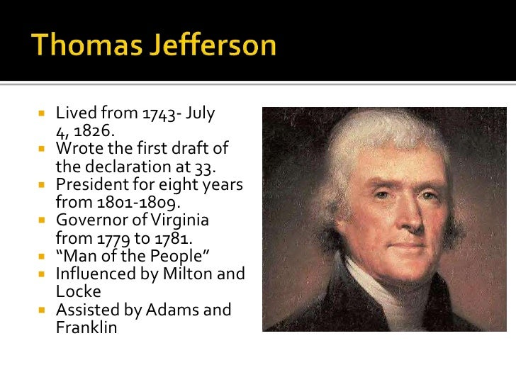 the strong belief of thomas jefferson in education Thomas jefferson's theory of education analyzed into eight factors  the basis  for jefferson's belief system on the merits of literacy was  have a strong liberal  arts foundation, as well as specific training in teaching (g: p, 1.