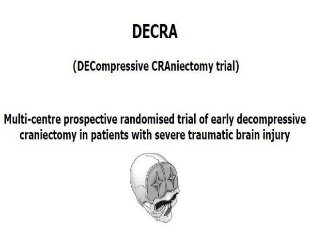 The DECRA trial Slide 2