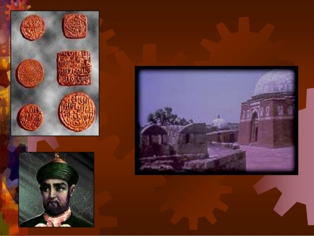 I built the city made of rose coloured granite in Delhi. I killed the last khilji ruler khusro khan. Who am I?