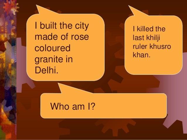 The delhi sultanate 2