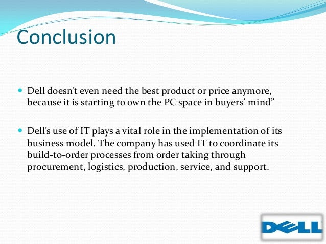 how does dell used its direct sales and build to order model 1 how has dell used its direct sales and build-to-order model to develop an exceptional supply chain 2 how has dell exploited the direct sales model to improve operations performance.