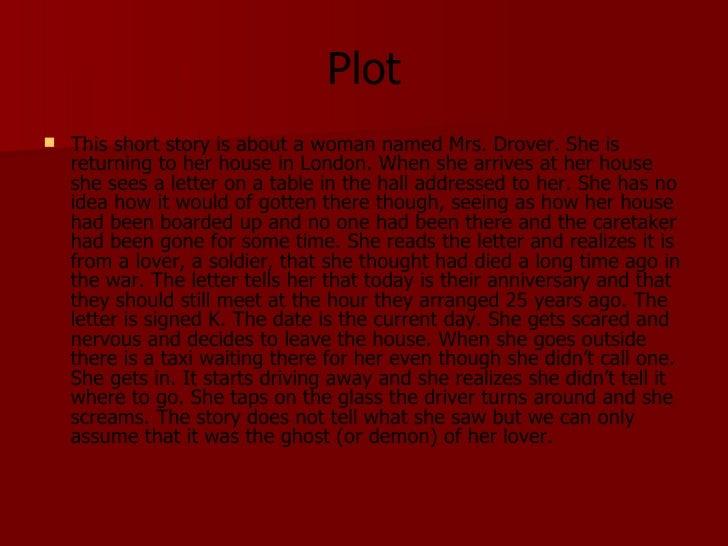 the demon lover summary