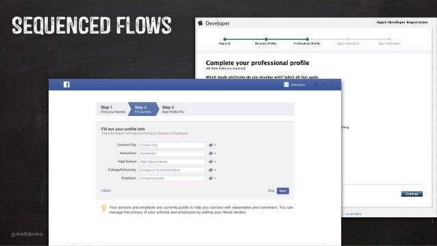 @mattdanna Sequenced Flows