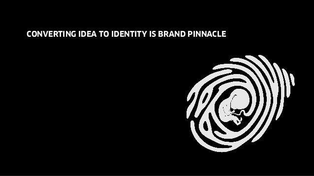 IDEA TO IDENTITY:  THE DESIGN OF BRAND Slide 2