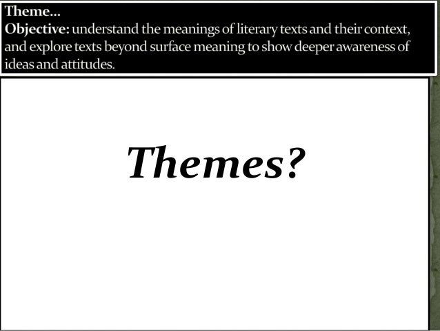 Destructors theme essay
