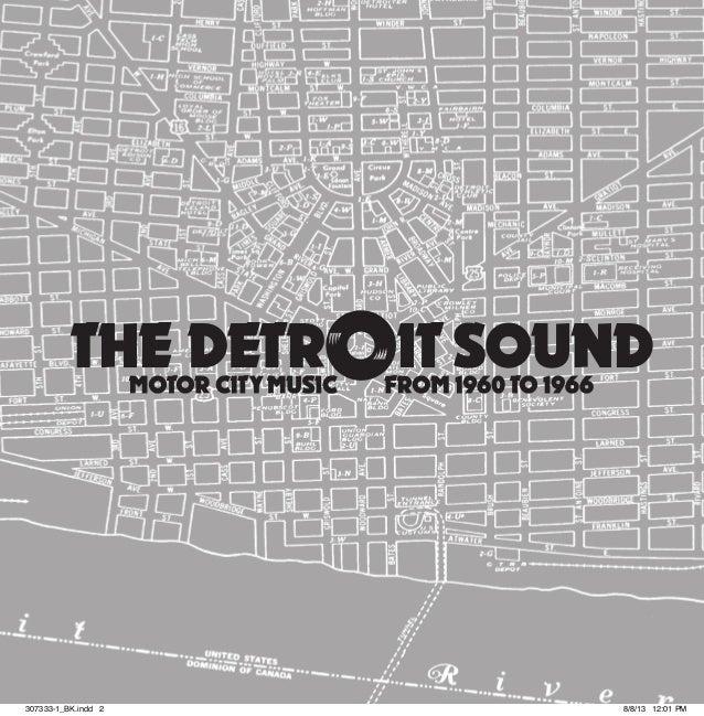 The Detroit Sound Book