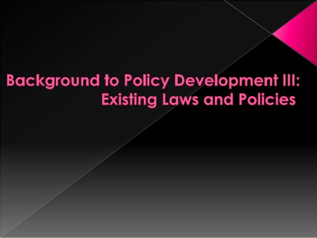 508 develop and implement policies and To successfully develop and implement information security policies, standards, guidelines, and procedures, you must ensure that your efforts are consistent with the organization's mission, goals, and objectives.