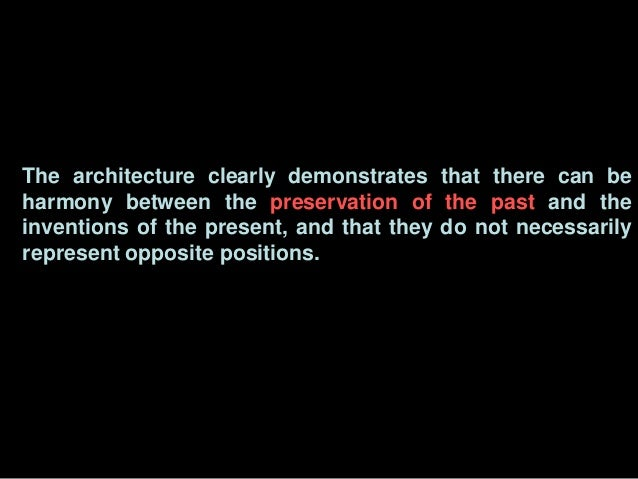 The development of a new language of structures