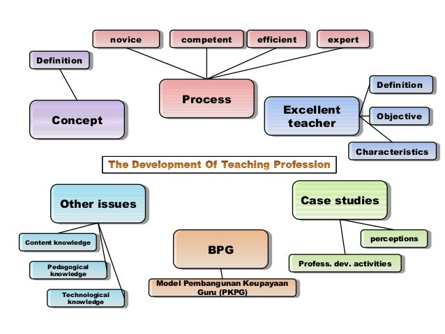 definition of a professional teacher pdf
