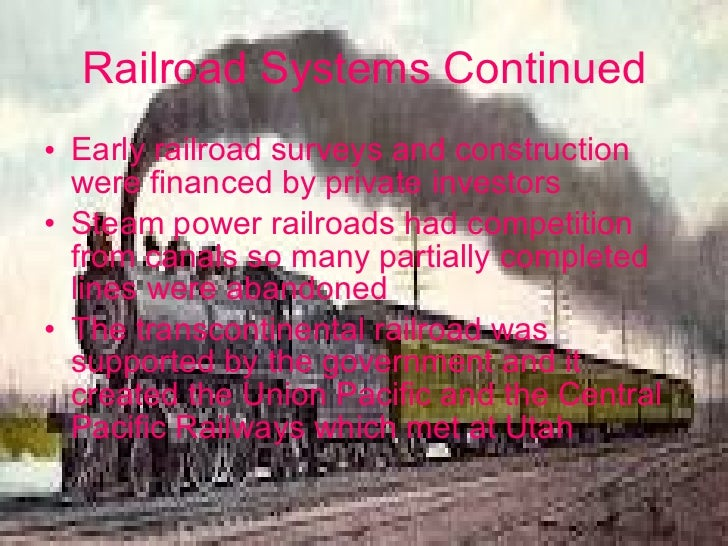 transportation developments 1860 1900 Transportation and early industrialization from 1800 -1860 leaving the horse and buggy in its wake transportation developments the new developments in.