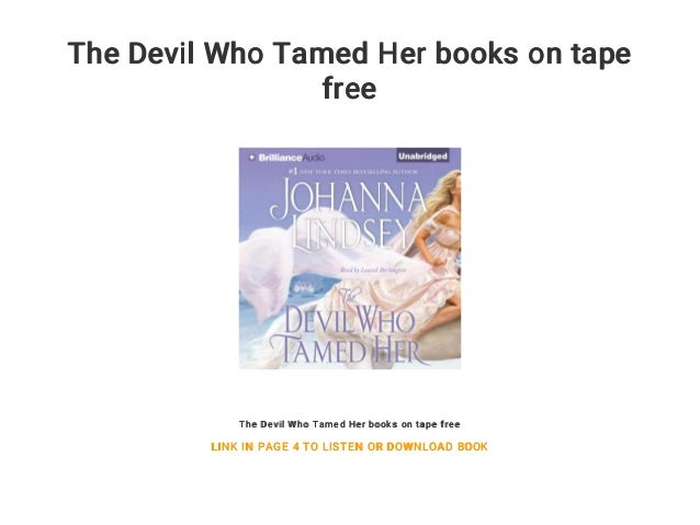 The Devil Who Tamed Her