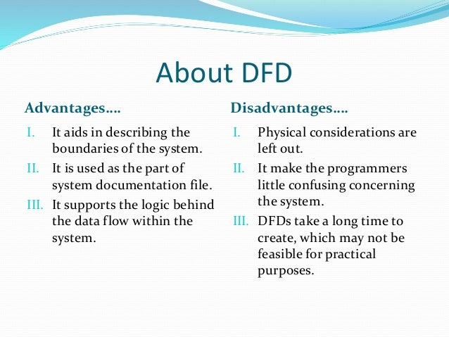 The Dfd