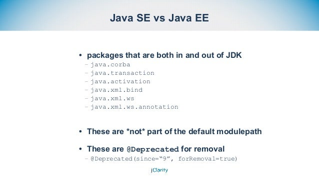The Diabolical Developer's Guide to Surviving Java 9