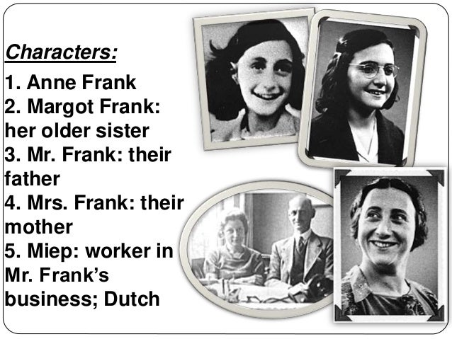 theme and conflict in the diary of anne frank quizlet