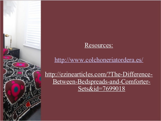 the difference between bedspreads and comforter sets. Black Bedroom Furniture Sets. Home Design Ideas