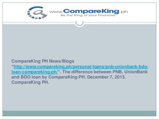 Review of Philipine Banks' Customer Service and Car Loan ...