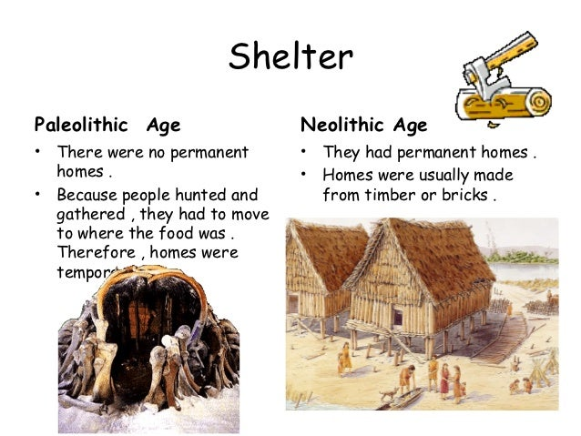 paleolithic and neolithic era essay