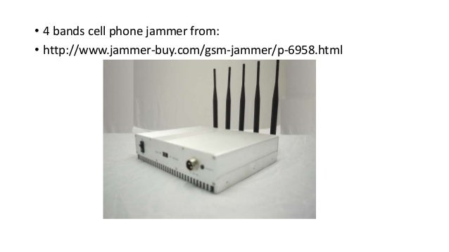 Buy a phone jammer - Don't have wireless adapter