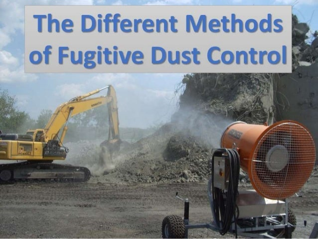These are some common and effective methods for dust control. If you are willing to avail this service then feel free to c...