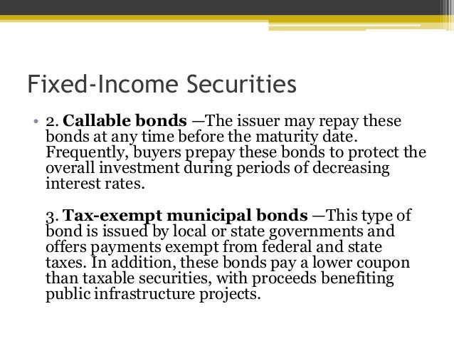 fixed income securities Available in: paperback fixed income practitioners need to understand the conceptual frameworks of their field to master its quantitative tool-kit.