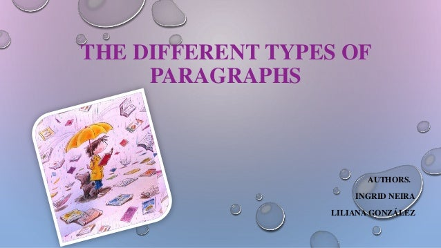 different types of paragraph Quiz & worksheet - types of  knowledge application - use your knowledge to answer questions about when to use the four different types of  3 ways to appeal to an audience in essays 7:01.