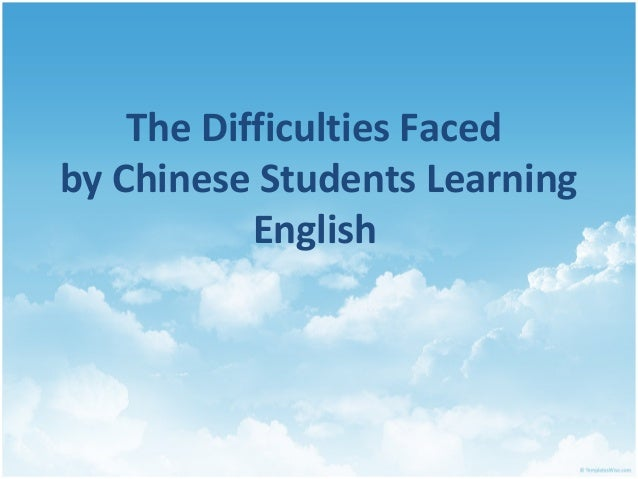 what difficulties students face in essays Teachers tell us the top writing challenges they face in the i correct my students´ writing blog for oxford university press english.