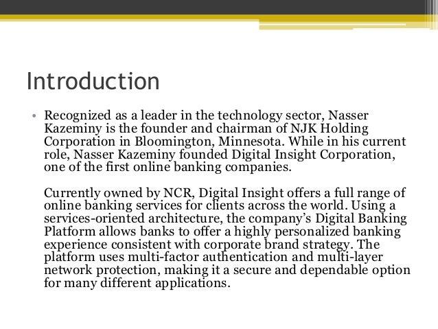njk holding corporation