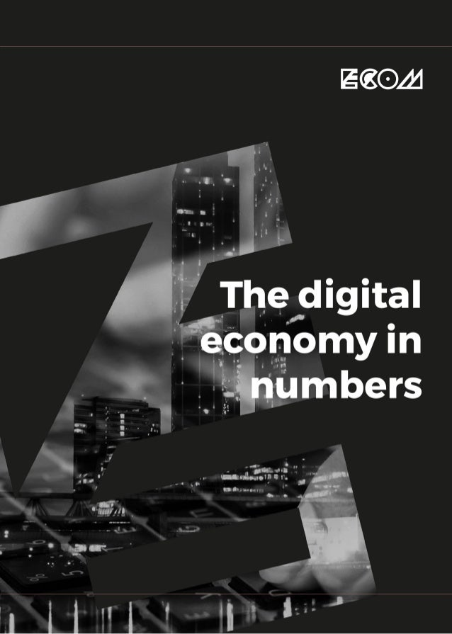 The UK Digital Economy In Numbers