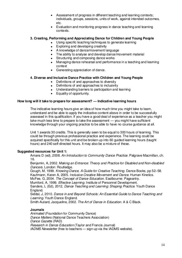assessment unit 002 understanding inclusive learning Unit 302 understanding and using inclusive teaching and learning approaches in education and training (3 pages | 1293 words) the aim of this assignment is to gain an understanding into inclusive teaching and learning approaches as well be able to use them in my teaching.