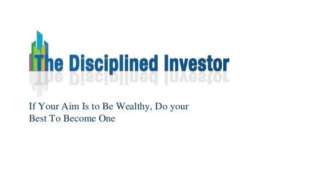 Image result for disciplined investor