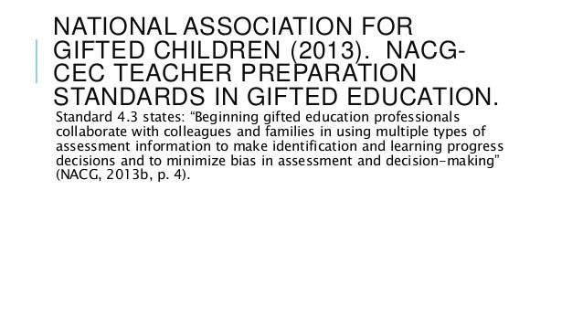 Collaborative Teaching For Gifted Students ~ The dispositions of teachers artistically talented students