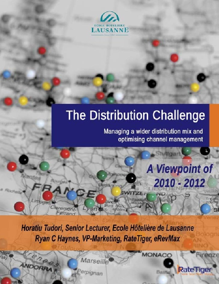 The Distribution Challenge                             Contents                                         3   Objectives of ...