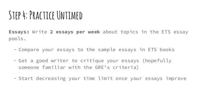 ets gre essay topics