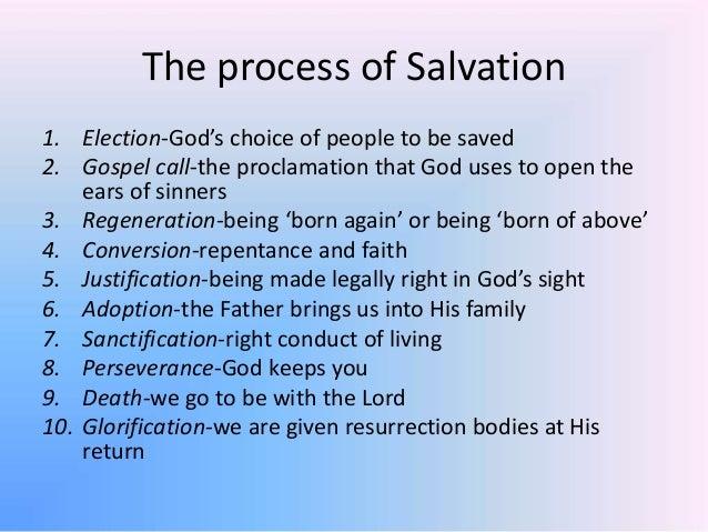 Christian Beliefs about Salvation