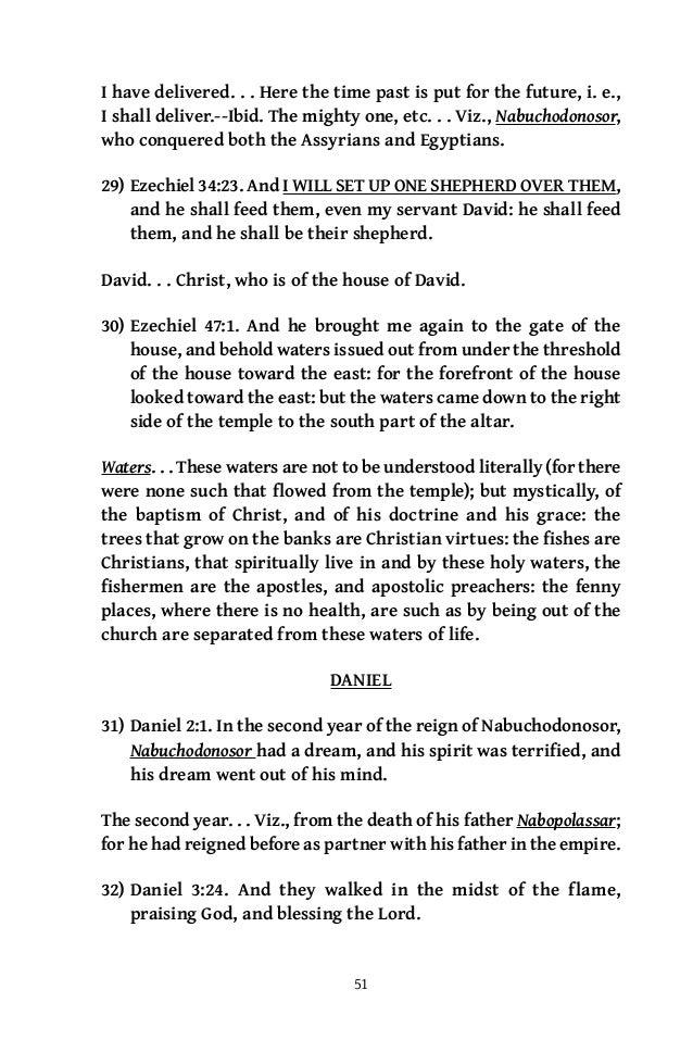 The Domenech Bible Interpretations Ebook Pdf