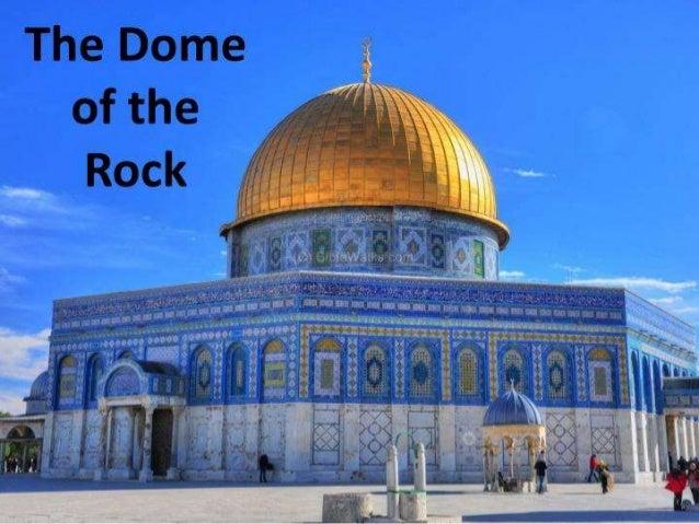 Kubah Batu di kompleks masjid Al-Aqsa